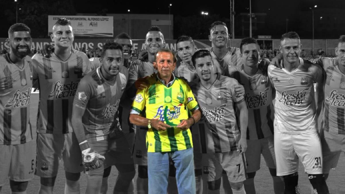 Muere Hermán 'Cuca' Aceros, legendario jugador de la Selección Colombia