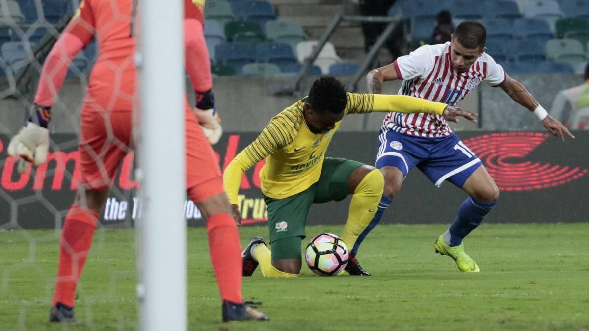 Osorio pide rivales de alto nivel para llevar a Paraguay al Mundial
