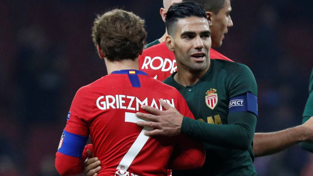Mónaco, Alineación del Atleti | Champions League