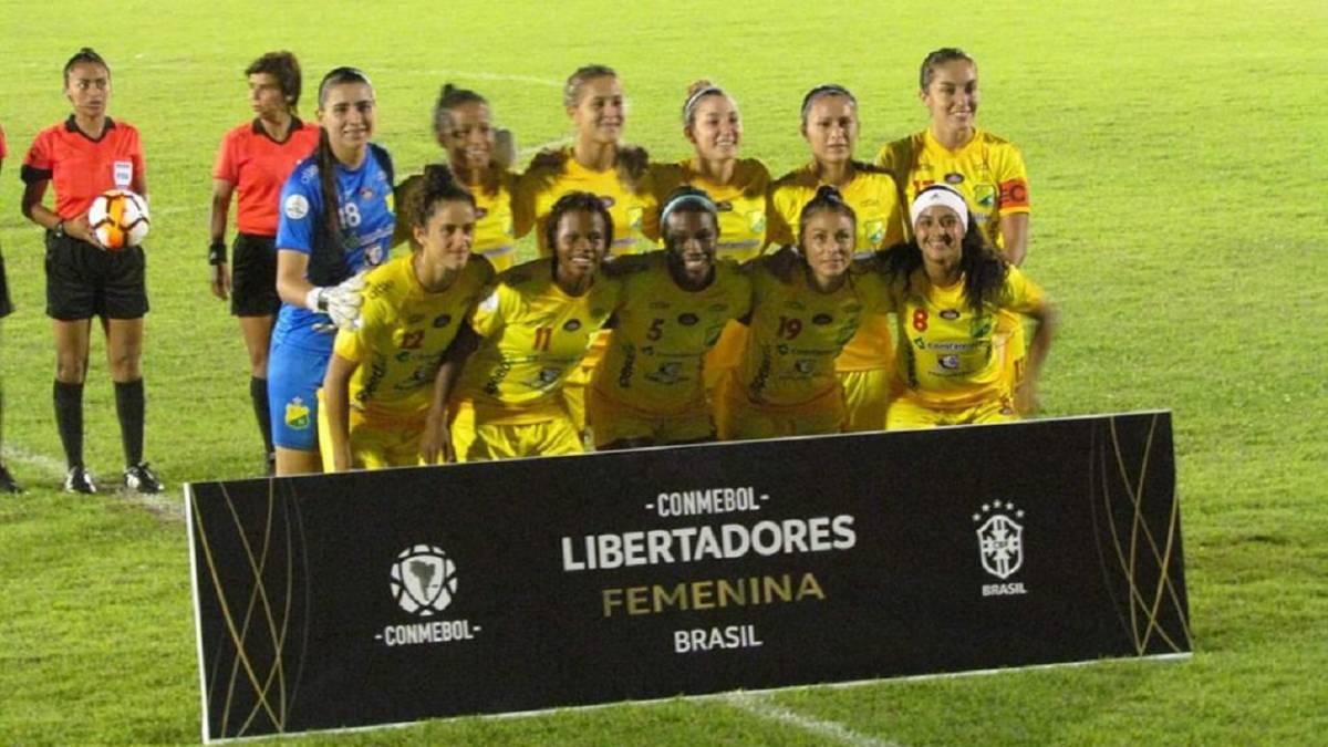 Las campeonas pueden estar tranquilas: presidente del Huila sobre premio de Libertadores