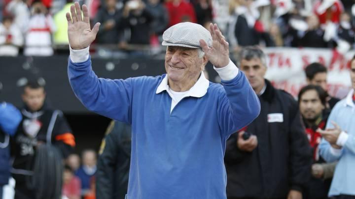 Tristeza en el fútbol mundial: falleció el legendario arquero Amadeo Carrizo