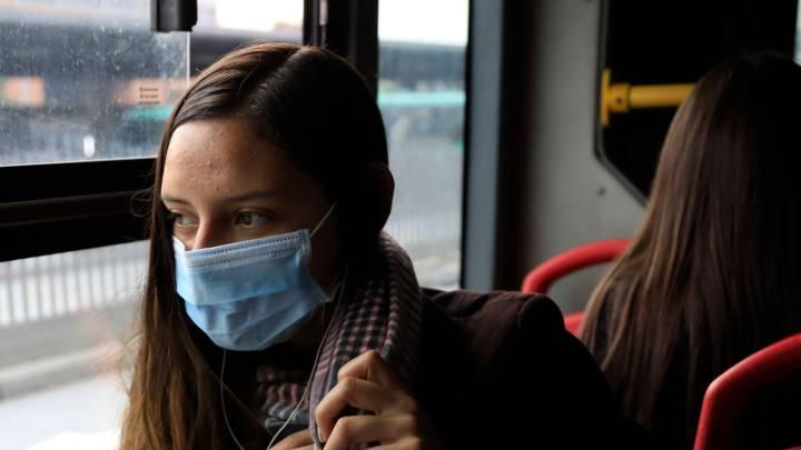 Uso de tapabocas será obligatorio en todo el transporte público
