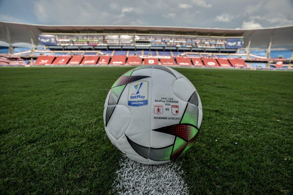 Galería fotográfica del partido entre América de Cali e Independiente Santa Fe