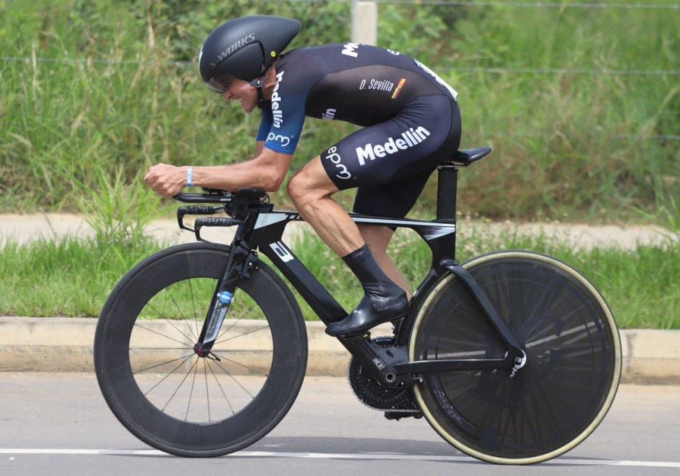 En imágenes el prólogo de la Vuelta a Colombia 2021