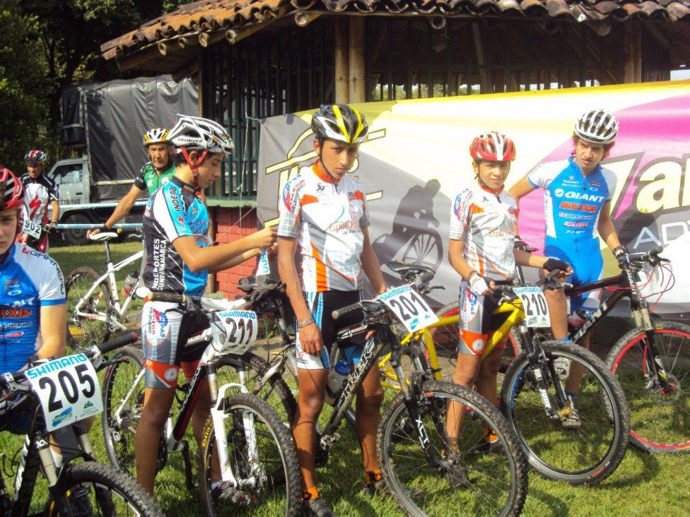 Inicios de Egan Bernal, campeón del Giro de Italia
