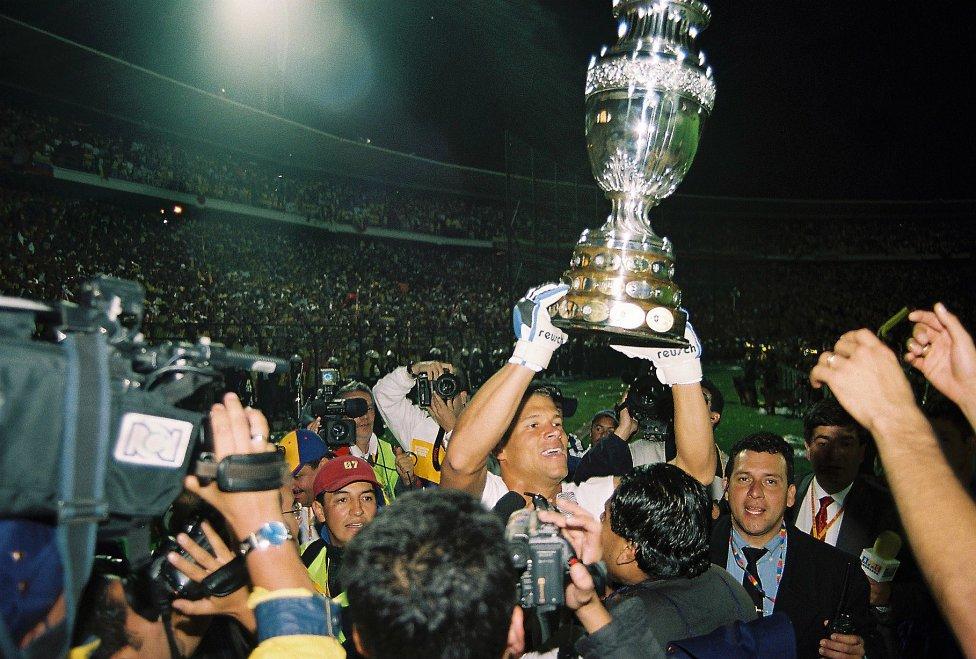 El 11 histórico de la Selección Colombia en la Copa América.