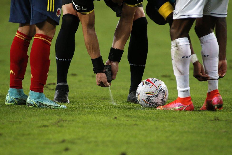 La Selección Colombia venció a Ecuador en la Copa América. Edwin Cardona anotó el único gol del compromiso