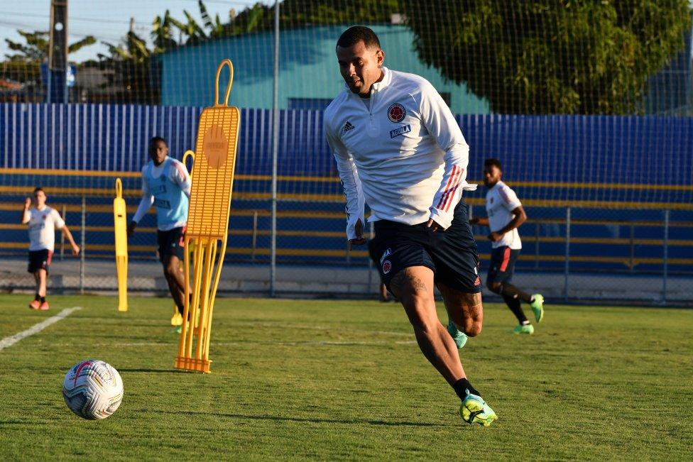 El equipo de Reinaldo Rueda se prepara para los cuartos de final de la Copa América. El próximo sábado enfrentará a la Celeste por un lugar en semifinales del torneo continental.