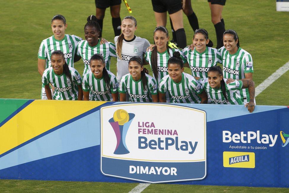 Nacional vs América de Cali, fecha 3 de Liga Femenina.