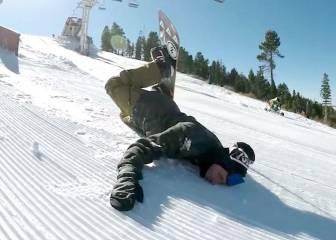 El 'Mannequin Challenge' llega a la nieve