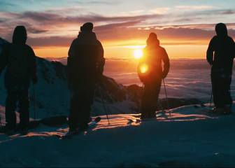 'The Mountain of Sun', el documental de los Mundiales de Sierra Nevada