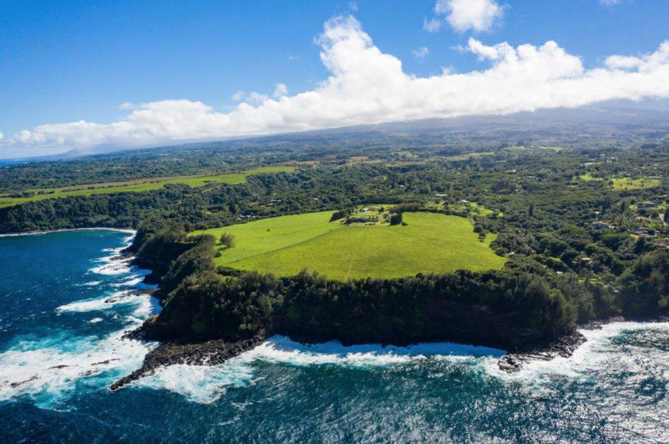 En el North Shore de Maui