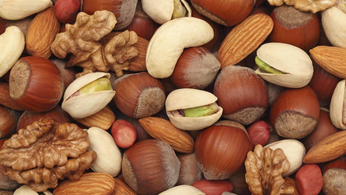 Resultado de imagen de frutos secos imagenes