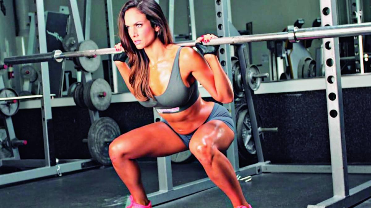 Con estos ejercicios se pueden conseguir glúteos perfectos - AS Chile
