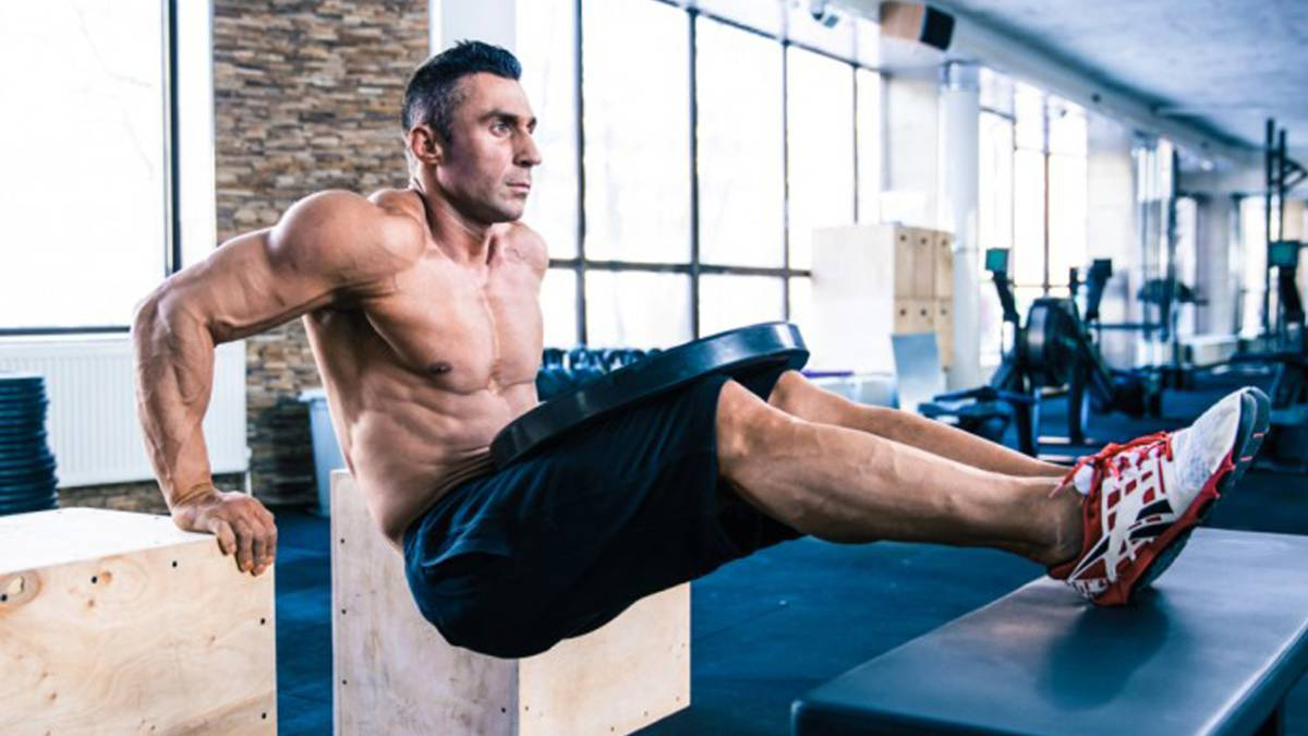 Fondos de tríceps, el mejor ejercicio para aumentar masa muscular ...