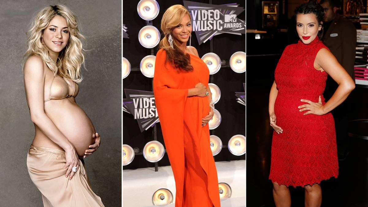 49563c818 Por qué las famosas se recuperan tan bien tras el embarazo  - AS.com