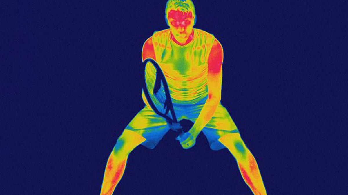🌡 El nuevo método para detectar lesiones en un deportista es medir la temperatura corporal [+Video]