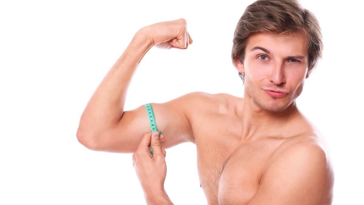 Eres Genéticamente Delgado Haz Esto Para Ganar Músculo Ascom