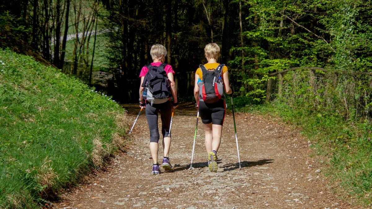 5a106e617 MONTAÑISMO: Los bastones para andar están perjudicando tu salud - AS.com