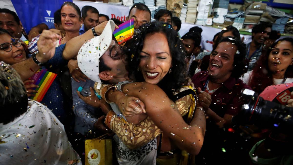 El Tribunal Supremo de la India legaliza las relaciones homosexuales
