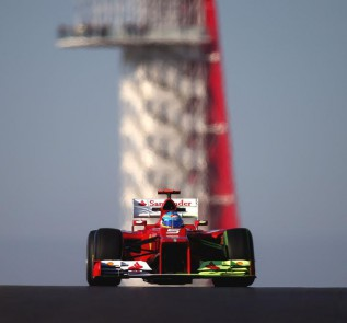 Alonso moves up one place and will start in seventh for US GP