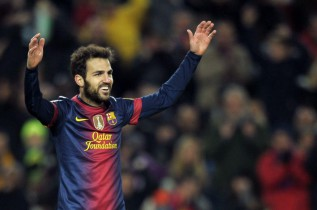 "Cesc: ""Knowing Messi he'll want to play on Sunday"""