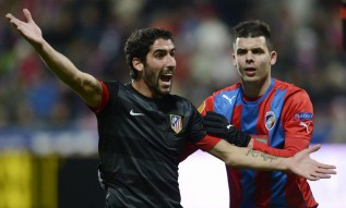 Second place for Atlético Madrid after defeat in Plzen