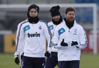 Raúl Albiol returns to full training for Real Madrid