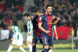 David Villa: a man for all seasons, not just the cup