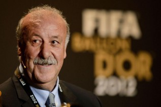 "Vicente Del Bosque: ""A coach can't be constantly angry"""