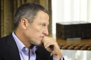 "Armstrong: ""I told my son 'Don't defend me anymore'"""