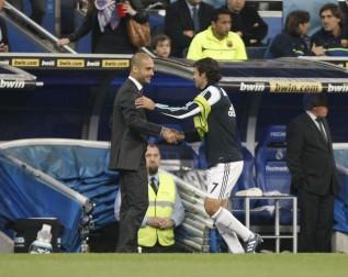 German press believe Raúl could be Guardiola's assistant