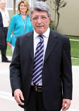 "Cerezo: ""I don't just want Diego Simeone to stay, I know he will"""