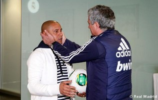 "Roberto Carlos: ""Real Madrid are doing well right now"""