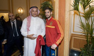 "Isco: ""The best in the world in my position play for Spain"""