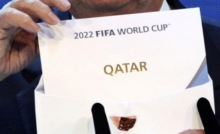 FIFA confirms Qatar as World Cup hosts for 2022