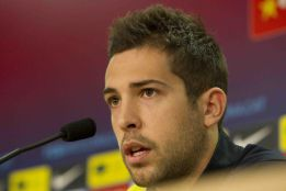 "Jordi Alba: ""As well as a great player, Messi is a great person"""