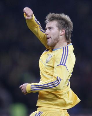 Mourinho tracking Dynamo Kiev's Yarmolenko