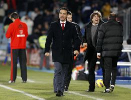 "Luis García: ""It's best to be yourselves against Barça"""