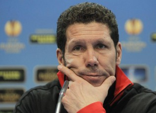 Simeone accepts criticism for the late Rubin goal
