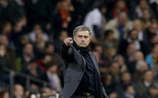 Century man Mou to take charge for 100th league game