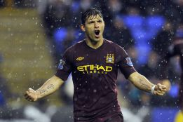 Real Madrid still keen on signing City striker Agüero - 'The Times'