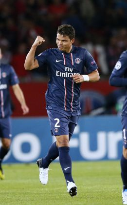 Tito Vilanova only wants one central defender: Thiago Silva
