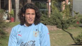 Real Madrid hold talks with Edinson Cavani representatives
