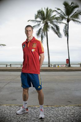 "Torres: ""I want to be the best in the world in my position again"""