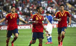 Spain's U-21s crowned the undisputed kings of Europe