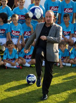 "Benítez: ""Madrid taught me to win with respect"""
