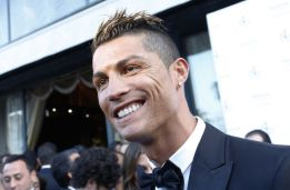 "Cristiano Ronaldo: ""I'm very happy at Real Madrid"""