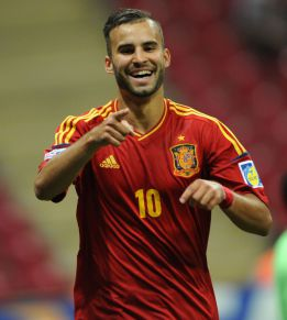 Jesé scaling heights of Maradona and Messi at under-20 World Cup
