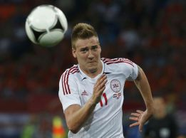 Málaga open talks with Nicklas Bendtner